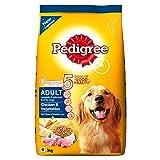 #7: Pedigree Adult Dog Food Chicken & Vegetables, 3 kg Pack
