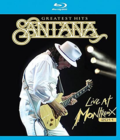 Santana Greatest Hits Live At Montreux 2011 [Blu-ray] [UK Import]