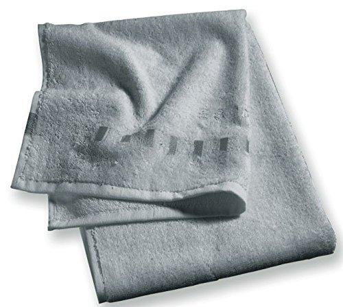 ESPRIT-Handtuch-grau-Gre-50x100-cm