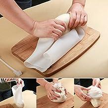 bolsa de amasar, silicona amasar bolsa de masa no tóxico antiadherente versátil hacer fabricante de
