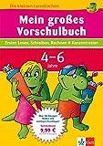 Die kleinen Lerndrachen: Mein großes Vorschulbuch