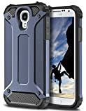 Galaxy S4 Hülle, Coolden® Outdoor Stoßfeste Leicht