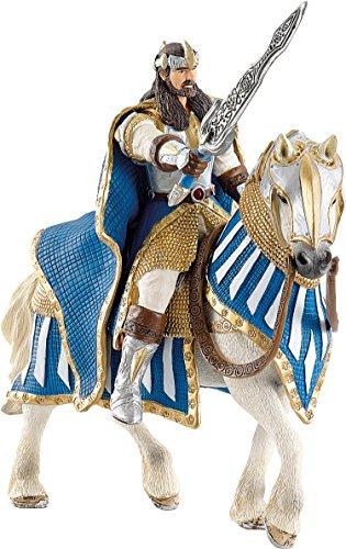 Kostüm Für Einzigartige Eine Gruppe - SCHLEICH 70119 - Greifenritter König zu Pferd