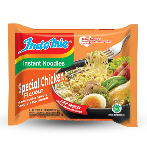 Indomie Instant Noodles Special Chicken Flavour – Pack of 40