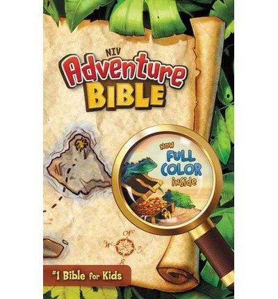 [( Adventure Bible, NIV )] [by: MR Lawrence O Richards] [Jun-2013]
