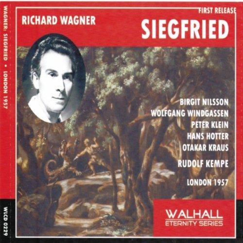 Siegfried: Act III - O heil der Mutter, die mich gebar