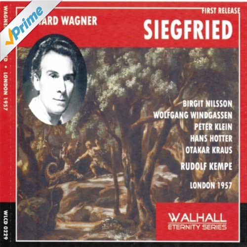 Siegfried: Act I - Hier sitz' ich am Herd