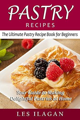 Recipes ebook pastry