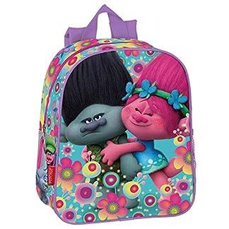 Montichelvo 53318 Trolls – Mochila Infantil