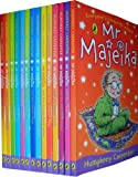 Mr Majeika Collection 14 Books Set RRP:£69.86(Mr Majeika,the School Trip,Mr Majeika and the Lost Spell Book,the Ghost Train, the Dinner Lady, the School Caretaker, the Music Teacher, the Haunted Hotel, the School Book Week, the Internet,..) (Mr Majeika)
