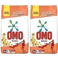 Omo Matik Toz Deterjan Toplam:15 Kg Sonbahar Beyaz ve Renkliler İçin (7.5Kg+7.5Kg)