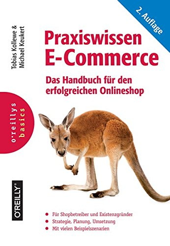 Praxiswissen E-Commerce: Das Handbuch für den erfolgreichen Onlineshop Buch-Cover