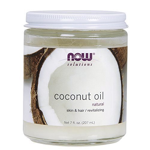 NOW Coconut Oil Pure 7 Oz - 51mapFTKVJL