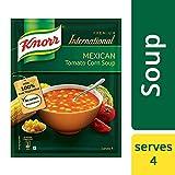 Knorr Internacional del Tomate mexicana de maíz sopa, 52g