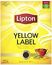 Lipton Yellow Label Black Loose Tea, 800g