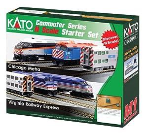 Kato - Tren para modelismo ferroviario (701060032)