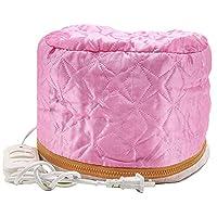 قبعة تغطية الشعر أثناء حمام الزيت الدافئ