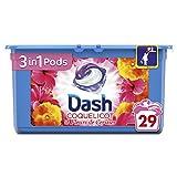 Dash 2in1Dash 3in1Waschmittel in Kapseln Mohnblume/Kirschblüte 29Waschgänge
