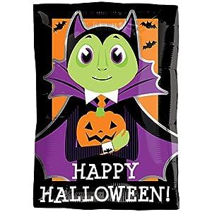Amscan International 3591901 Halloween Creepy Critters - Globo de Papel de Aluminio, tamaño XL