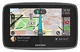 TomTom GO 5200 (5 Pouces) - GPS Auto - Cartographie Monde, Trafic, Zones de Danger à Vie (via Carte...