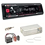 Komplett-Set BMW 3er E36 Z3 KMM-BT203 USB Autoradio Bluetooth FLAC AUX MP3