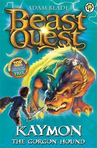 Kaymon the Gorgon Hound: Series 3 Book 4 (Beast Quest)