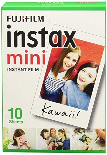 Fujifilm Instax Mini Brillo - Película fotográfica
