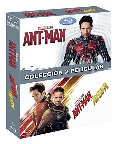 Pack AntMan + AntMan y la