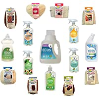 Earth Friendly Organic- Home Starter Cleaning Kit 6