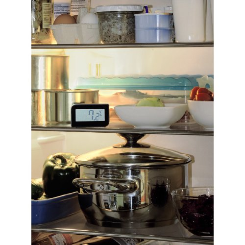 Xavax Digitales Gefrierschrank- Thermometer - 3