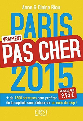 Paris pas cher 2015