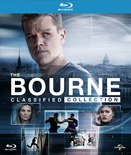 Bourne Classified Collection (5 Blu-Ray) [Edizione: Regno Unito] [Reino Unido] [Blu-ray]