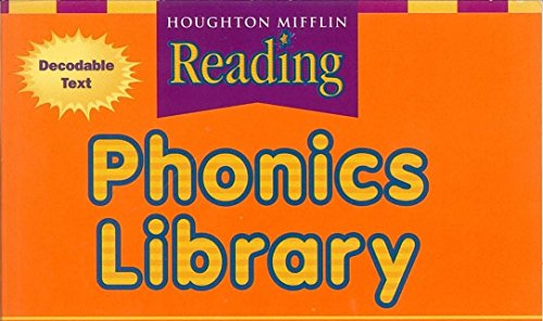 jade-drum-phonics-library-take-home-level-2-set-of-5-houghton-mifflin-the-nations-choice-hm-reading-