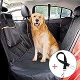 【Nuova Versione】Coprisedile per Cani Auto, Cintura di Sicurezza,...