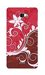SWAG my CASE Printed Back Cover for Coolpad Dazen F1