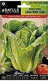 Batlle Gemüsesamen - Hellgrüner Römersalat (6400 Samen)