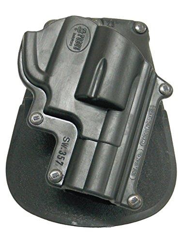 Fobus verdeckte Trage Retention Pistolenhalfter Paddle Halfter Holster für die meisten Smith & Wesson S&W 357 J Frame -