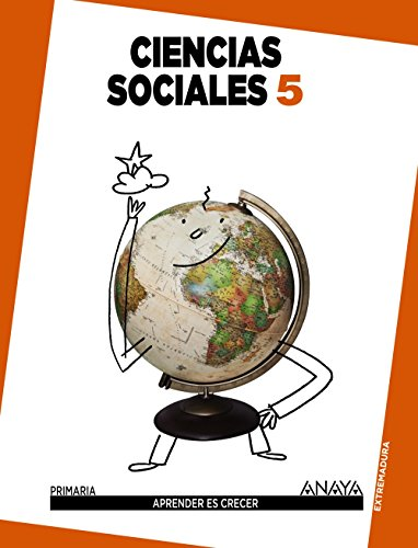 Ciencias Sociales 5. (Aprender es crecer) - 9788467850000