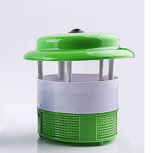 ZQ@QXInländische Strahlung led-schwangere Frauen Moskito Lampe 6 leuchtet, grün Outdoor-grüne Led Leuchtet