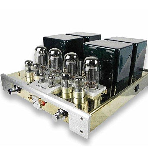 YAQIN MC-100B KT88 Class A Vacuum Tube Valve Audio Integrated Push-Pull  Power Amplifier AMP 50W