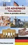 Los adverbios en alemán (Fichas de alemán) (Spanish Edition)