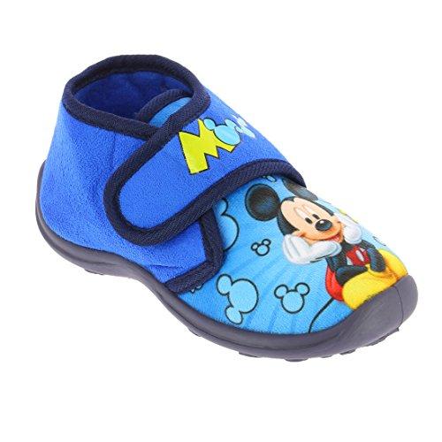 Mickey - Chaussons Mickey avec Scratch