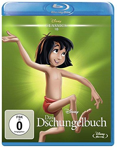 Das Dschungelbuch - Disney Classics [Blu-ray]