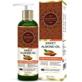 Morpheme Remedies Cold Pressed Sweet Almond Oil, 200ml