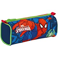 Estuche Escolar Marvel - Ultimate Spiderman - Rojo Azul
