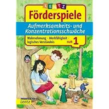 Konzentrationsspiele Für 6 Jährige