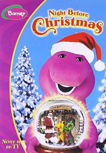 Lions Gate Grocery-Barney-Night vor Weihnachten Film [DVD]