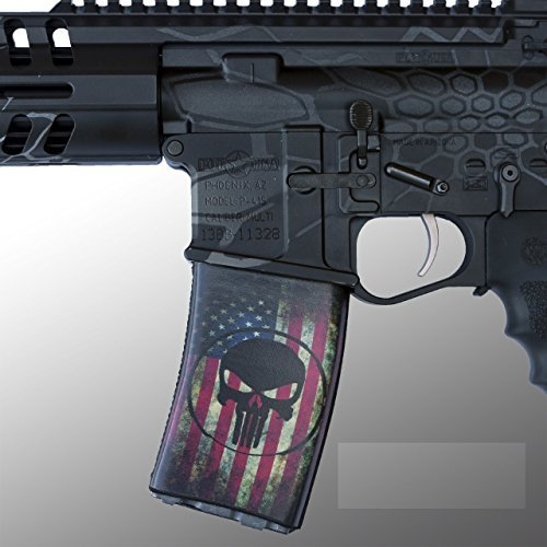 ultimate-arms-gear-ar-mag-cover-socs-for-30-40rd-polymer-pmag-mags-the-end-is-nigh-punisher-american