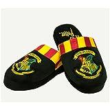 Harry Potter Hogwarts Adult Mule Slippers Men's 'Medium UK 5-7'