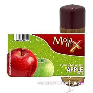 Mola Mix - Apfel 100ml - Shisha Tabak Molasse Melasse